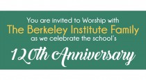 The Berkeley Institute Family Celebrates 120th Anniversary
